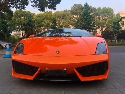 2011年9月 兰博基尼 Gallardo LP 570-4 Spyder Performante图片