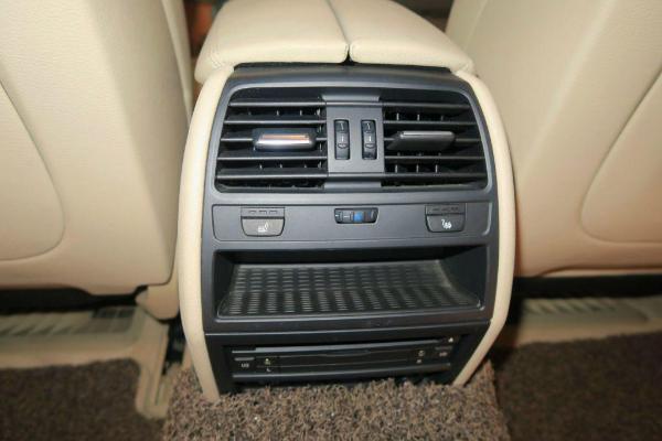宝马740空调使用图解