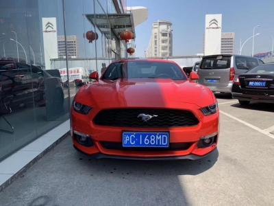 2016年6月 福特 Mustang  2.3T 运动版图片