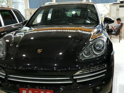 2012年10月 保时捷 Cayenne Cayenne Platinum Edition 3.0T图片