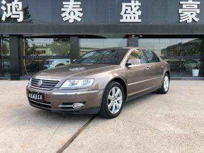 2010年2月 大众 辉腾(进口) 3.6L V6 4座加长行政版图片