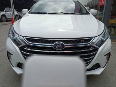 2018年7月 比亚迪 秦 秦EV450 智联锋尚型图片
