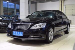 二手奔驰(进口)S级2012款 S 300 L 3.0 手自一体 商务型 Grand Edition