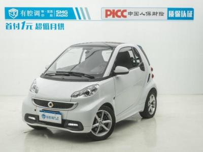 Smart Fortwo  Coupe 1.0T 激情版图片