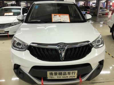中华 V3  2016款 1.5L 手动舒适型