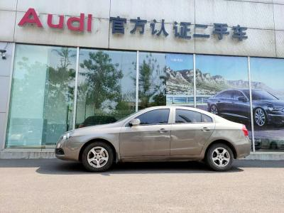 长安 CX30  2012款 三厢 1.6L 手动豪华低碳版