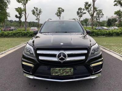 奔馳 奔馳GL級  2013款 GL 500 4MATIC圖片