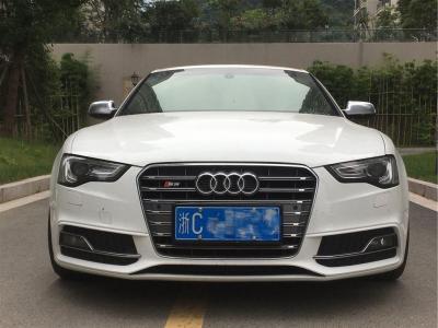 2012年9月 奥迪 奥迪S5(进口) S5 3.0T Sportback图片