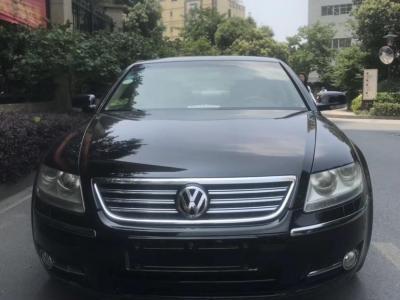 2010年3月 大众 辉腾(进口) 3.6L V6 4座加长Individual版图片