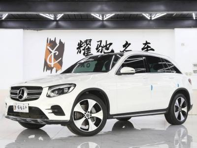 奔馳 奔馳GLC  2018款 GLC 300 4MATIC 動感型