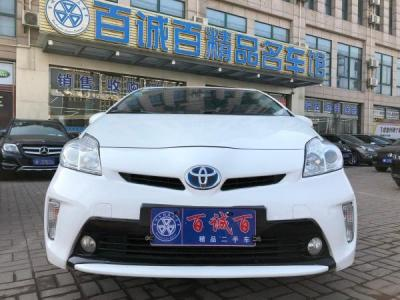 2015年8月 丰田 普锐斯 1.8 标准版