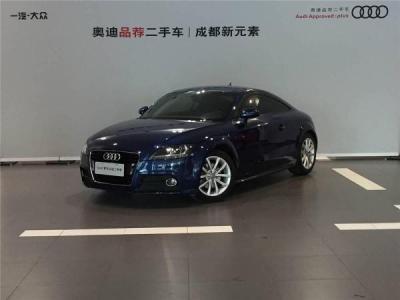 奥迪奥迪TT&nbspTT Coupe 2.0T 45T FSI