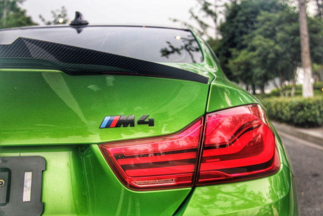 宝马 宝马M4  2018款 M4双门轿跑车车迷限量版图片