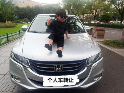 2012年7月 本田 奥德赛 劲秀 2.4L 豪华版图片