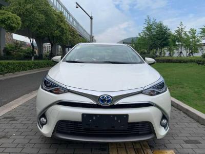 2018年6月 丰田 雷凌 双擎 1.8H GS-V CVT尊贵版 国V图片