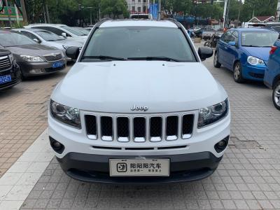 2014年10月 Jeep 指南者(进口) 2.0L 两驱都市版图片