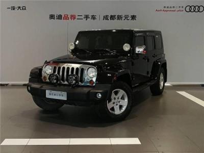 Jeep牧马人&nbsp3.8 四门 Sahara