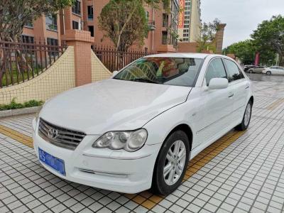 丰田 锐志  2006款 2.5V