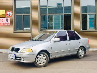 铃木 羚羊  2004款 1.3L OK实用型图片