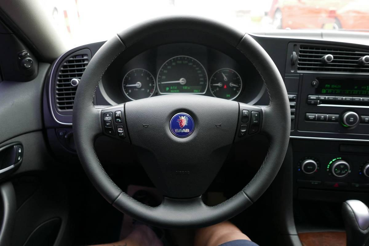 萨博 Saab 9-3  2008款 Linear 2.0t图片