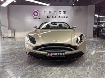 2018年5月 阿斯顿·马丁 阿斯顿?马丁DB11 4.0T V8 Volante图片