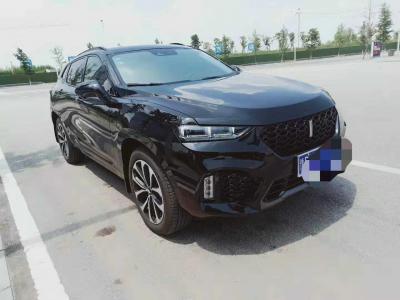 WEY VV7  2019款 升級款 2.0T 超豪型