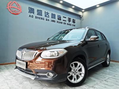中華 V5  2012款 1.6L 手動豪華型