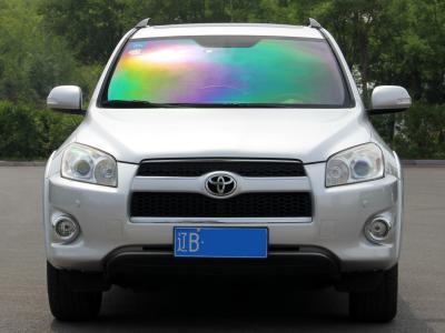 豐田 RAV4榮放  2011款 2.4L 自動四驅豪華版