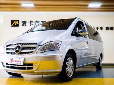 2014年3月 奔驰 威霆 2.5L 精英版图片