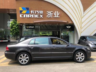 2011年7月 大众 辉腾(进口) 3.6L V6 5座加长舒适版图片