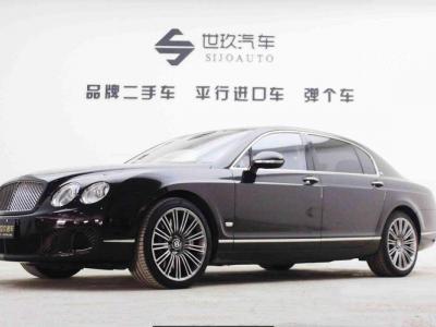 2012年6月 宾利 飞驰 Speed China 6.0T图片
