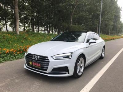 奧迪 奧迪A5  2019款 Coupe 40 TFSI 時尚型圖片