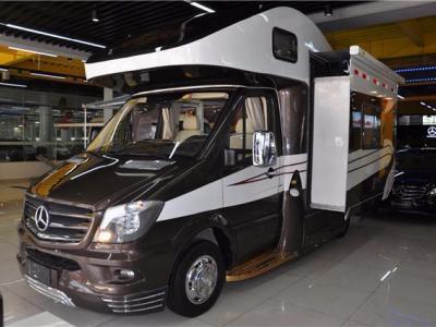 2019款奔驰Sprinter C型双拓展 旅居房车
