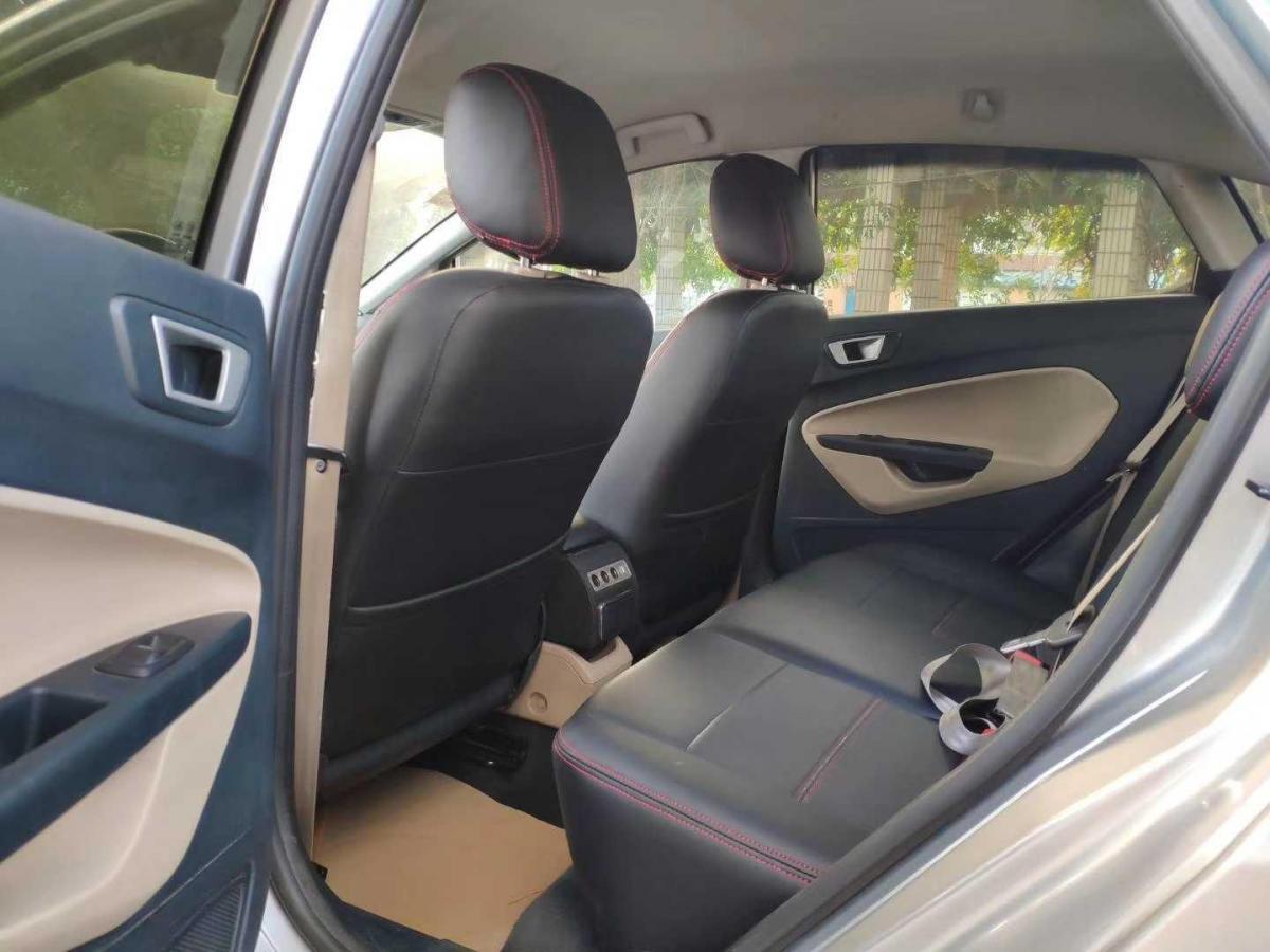 福特 嘉年华  2010款 三厢 1.5L 手动光芒限定版图片