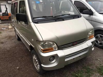 2011年6月 五菱 五菱之光 1.0L新版立业型长车身图片
