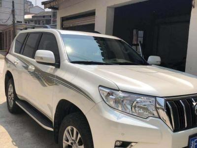 丰田 普拉多  2019款 3.5L 自动TX-L尊享版