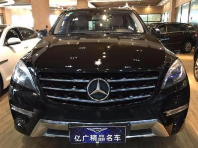 2013年10月 奔馳 ML級  ML350 3.5L 4MATIC 豪華型圖片