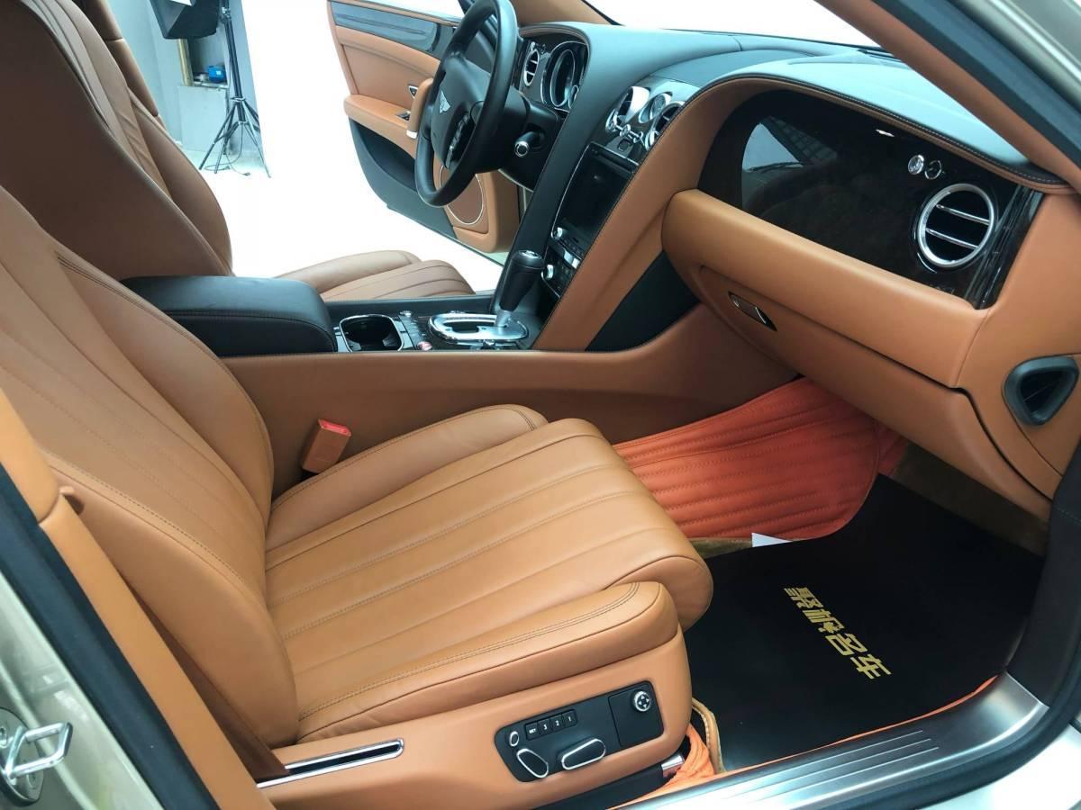 宾利 飞驰  2015款 4.0T V8 标准版图片