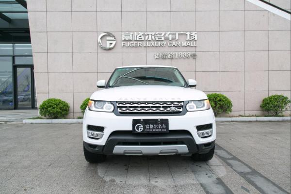 路虎 揽胜运动版 2015款 3.0 V6 HSE 汽油 美规型