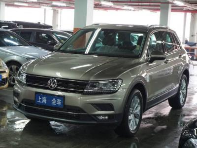 2019年9月 大众 Tiguan  330TSI 四驱创睿型图片