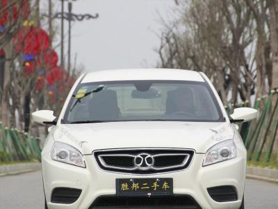 2014年11月 北汽绅宝 D50  1.5L CVT标准版图片