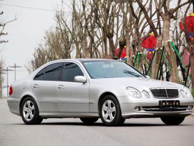 奔驰 奔驰E级  2006款 E 280 优雅型