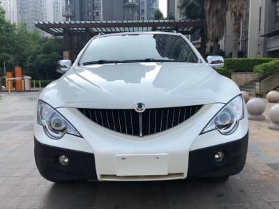 双龙 爱腾  2011款 2.0T 两驱豪华柴油版