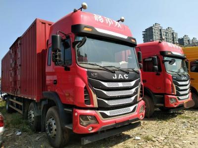 江淮格尔发前四后四厢式货车,国五排放图片