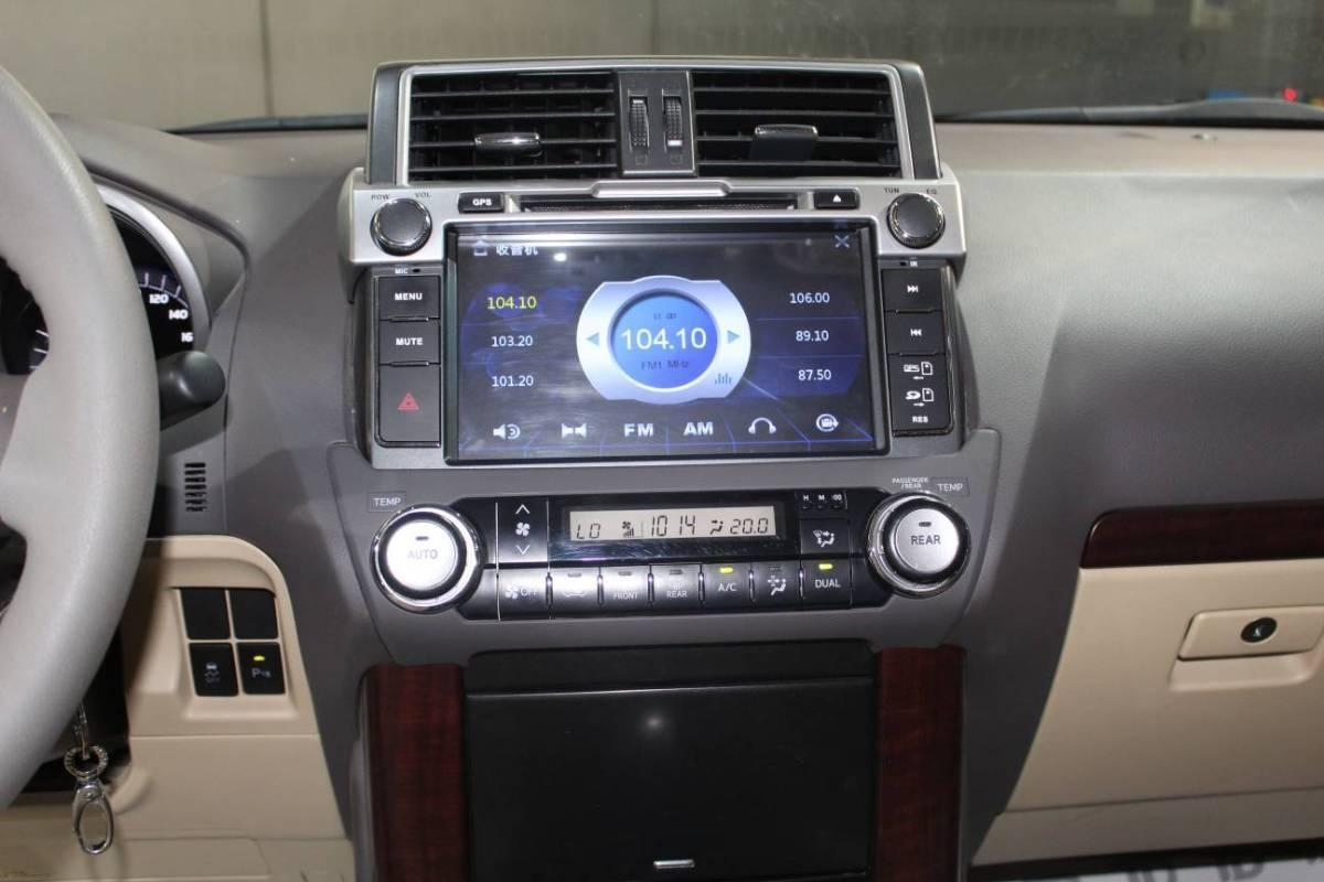 丰田 普拉多  2015款 2.7L 手动版图片