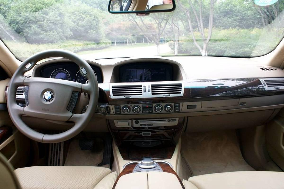 宝马 宝马7系  2005款 760Li图片