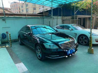 奔馳 奔馳S級  2011款 S 350 L CGI