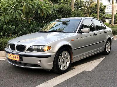 宝马 宝马3系  2004款 318i