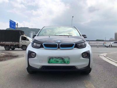 2016年9月 宝马 宝马i3(进口) 升级款豪华型图片