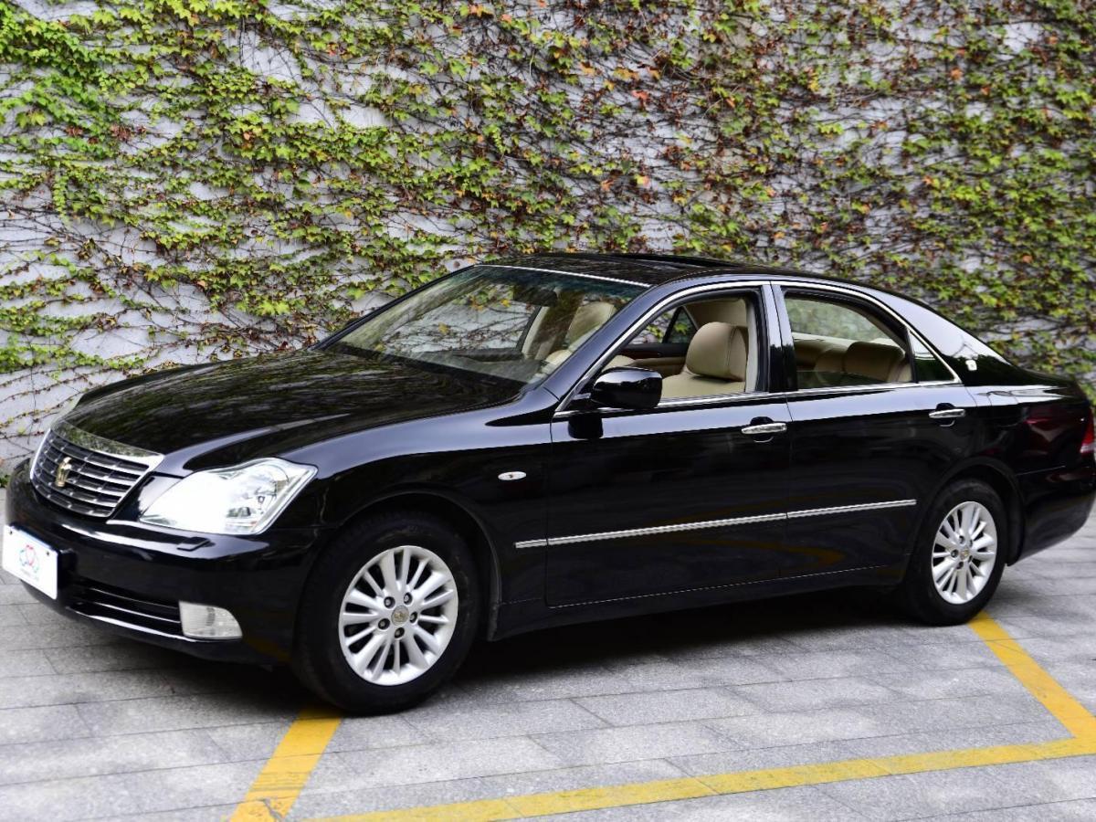 丰田 皇冠  2009款 2.5L Royal特别强化版图片